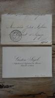 Petit Courrier 1902 : Corps D'occupation De Madagascar, Diego Suarez, 13e Regiment D'infanterie De Marine - Lettres & Documents