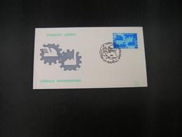 "BELG.1991 2405 FDC (La Hulpe) : "" Syndicat Libéral / Liberale Vakbeweging "" - 1991-00"