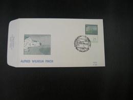 "BELG.1991 2417 FDC ( Diksmuide ) : ""Peintre Et Céramiste Alfred Wilhelm Finch (1854-1930)"" - FDC"
