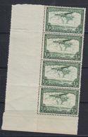 Belgisch Congo 1934 Luchtpost LP 9 1.5F 4x ** Mnh (44421) - Congo Belge