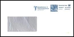 Bund / Germany: 'Rehabilitations- Und Präventionszentrum Bad Bocklet - Stahlquelle - Steel Spring, 2019' [97708] - Hydrotherapy