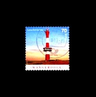 Bund / Germany: 'Leuchttürme - Wangerooge, 2018' / 'Lighthouse', Mi. 3396; Yv. 3173; Sc. 3042 Oo - Fari
