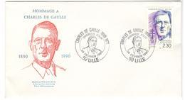 21508 - Hommage  à Ch. De GAULLE - De Gaulle (General)