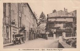 30/ Valleraugue - Quai - Route Du Mont Aigual - Valleraugue