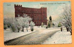 Lund Sweden 1908 Postcard - Sweden