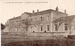 GRILLON - La Mairie - Le Groupe Scolaire    (1276 ASO) - France