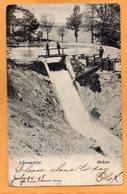 Skane Sweden 1908 Postcard - Sweden