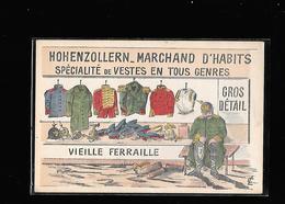 C.P.A. ILLUSTREE ... CARICATURE GUILLAUME 2 - Guerra 1914-18