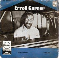 Erroll Garner N°2 - The Way Back Blues - Ol' Man River - Philips BBE 12270 - 1959 - Jazz