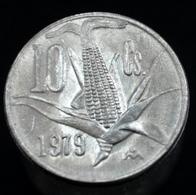 Mexico 10 Centavos 1979. North America Coin UNC Km434.3 - Mexico