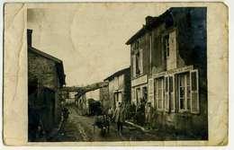 MUSSEY SUR MARNE 2 Cp Photo Exceptionnelles - Autres Communes
