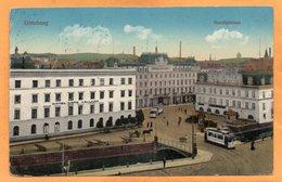Goteborg Sweden 1921 Postcard - Sweden