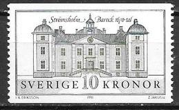 Suède 1991 N°1666 Neuf Chateau De Strömsholm - Suède