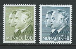 MONACO 1986 . N°s 1538 Et 1539 . Neufs ** (MNH) - Nuovi