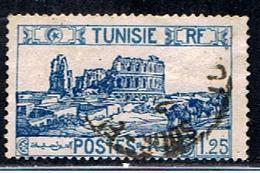 TUNISIE 163 // YVERT 139 // 1926-28 - Usados