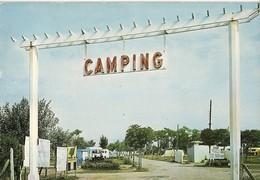 17 .. FOURAS .. LE CAMPING DU CADORET ... 1969 - Fouras-les-Bains