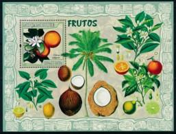 [401219]TB//**/Mnh-Mozambique 2008 - Fruits Divers - Fruits