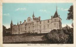 MEZIN - Château De Paron - Autres Communes