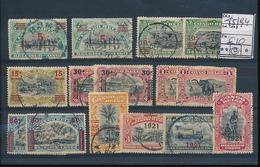 BELGIAN CONGO COB 85/94 USED - 1894-1923 Mols: Gebraucht