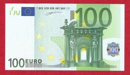 100 EURO NEDERLAND G002A4 / P009 DUISENBERG UNC - EURO