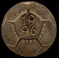 QEII 1996 £2 EUROPEAN FOOTBALL CHAMPIONSHIPS - 1971-… : Monnaies Décimales
