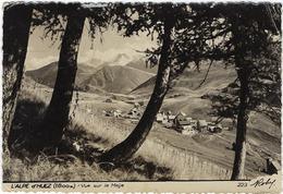 74 L'alpe D'huez  Vue Sur La Meije - Autres Communes