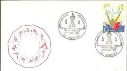 MATASELLOS 1995 LA CORUÑA - 1931-Hoy: 2ª República - ... Juan Carlos I