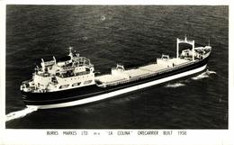 RPPC LA COLINA BRITISH CARGO SHIP - Commerce