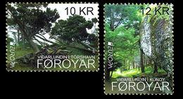 DANMARK Foroyar 0718/19 Europa, Arbres, Forêts - 2011
