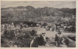 AK - Montenegro - Cetinje - 1938 - Montenegro