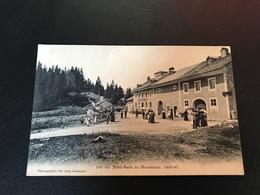 2600 Bis - Hotel Asile Du MARCHAIRUZ (1450m) - 1907 Timbrée - VD Vaud