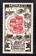 MONACO 1955 -  Y.T. N° 420 - NEUF** /3 - Monaco