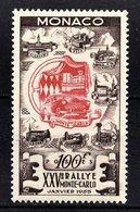 MONACO 1955 -  Y.T. N° 420 - NEUF** /4 - Monaco