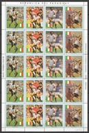 EC156 1989 PARAGUAY SPORT FOOTBALL WORLD CUP ITALY 1990 !!! BIG SH MNH - Coppa Del Mondo