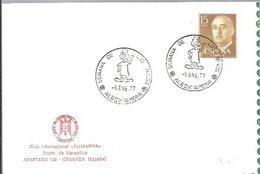 MATASELLOS 1977 ALBOX -ALMERIA - 1931-Hoy: 2ª República - ... Juan Carlos I