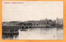 Copenhagen Denmark 1907 Postcard - Dänemark