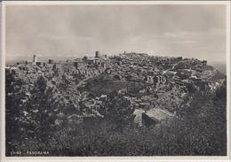 ENNA - Panorama  1950 Er - Enna