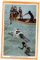 Nassau Bahamas 1938 Postcard Mailed - Bahamas