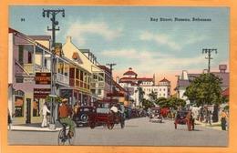 Nassau Bahamas 1950 Postcard - Bahamas