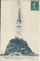Bellême-Fête De Jeanne D'Arc-Le Bûcher.Tableau Vivant. - Autres Communes