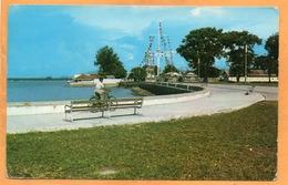 Penang Malaysia Old Postcard Mailed - Malaysia