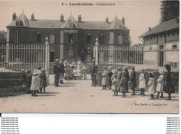 Londinières- Gendarmerie - Londinières