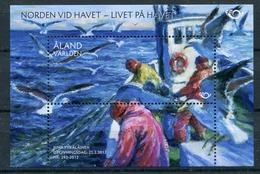 """Aaland 2012. Block """"Life At Sea"""" ** - Aland"""
