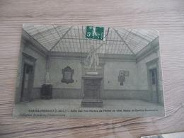 CPA 37 Indre Et Loire Chateaurenault Château-Renault Salle Des Pas Perdus De L'Hôtel De Ville - France