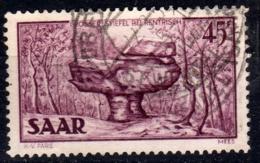 Saar  286 O - 1947-56 Occupation Alliée