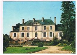 CPSM AIGREFEUILLE Hotel De Ville - Aigrefeuille-sur-Maine