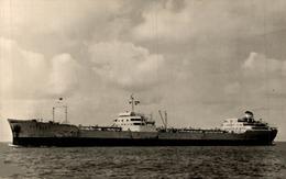RPPC  SS HADRIAN  HILMAR REKSTEN BERGEN  AG WESER BREMEN   NORGE NORWAY - Commercio