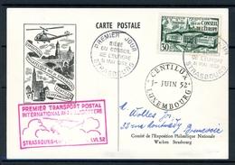 Frankreich MiNr. 942 Ersttagsbriefe/ FDC Auf Karte, Cept Vorläufer (A0640 - Frankrijk