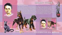Congo 2006 - ND/IMPERFORATED - Marie Curie S/s - République Démocratique Du Congo (1997 -...)