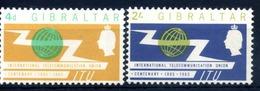1965 GIBILTERRA SET MNH ** - Gibilterra